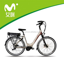 green city electric bike/city 28''/cheap bike 8fun/bafang mid drive motor