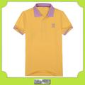 Alta calidad de los nuevos de polo del diseño camisetas para mujeres