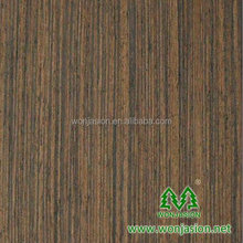 AAA engineered wenge veneer ,wood veneer for MDF/HPL/PLYWOOD