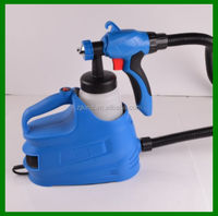 800ml HVLP electric paint sprayer 650W/800W