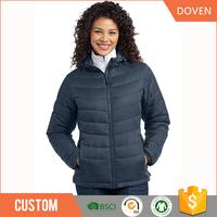 Custom man/woman winter fleece jacket warm jacket