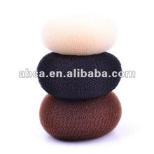 2013 Ballerina Beauty & Hot Selling Hair Bun Hair Donut Free Sample hair bun ring