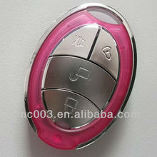 Wireless Universal Remote Control Pink Cover