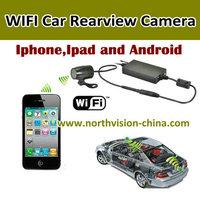 Adjust view angle car reserse parking camera