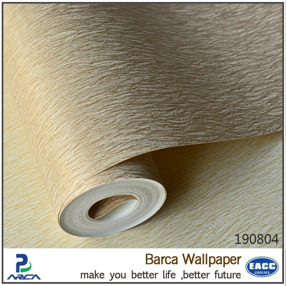 Fireproof and waterproof fabric backed vinyl wallpaper for for Vinyl waterproof wallpaper