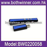 Wireless presenter 10w laser pointer BW150