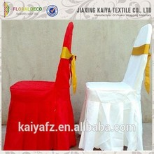 Pretty decoration new design wedding party chair covers