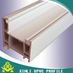 pvc window and door profiles processing material