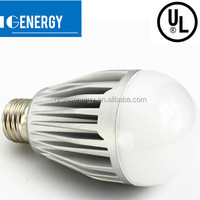 plastic raw materials prices high quality PC dimmable E26 11w LED BULBS