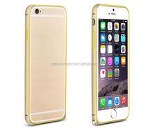 For iPhone 6 Dual Color Love Mei Aluminum Bumper Case