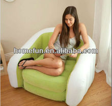 promotion sofa ,high quality inflatable sofa ,pvc, new design inflatable sofa for kids and adult