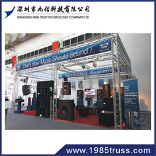 hot sale aluminum truss system used for outdoor activities