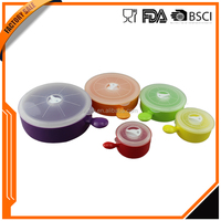 OEM envirommental protection strict quality control system safe plastic food storage containers