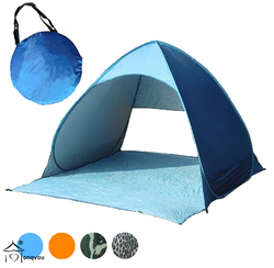 factory sale 4 person large family camping tent sale