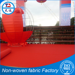 ISO9001 Supplier Eco-Friendly Nonwoven Fabric For Furniture