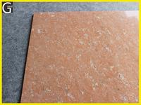 the hot popular polished red vinyl floor tiles
