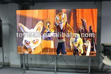60 inch 6.5 mm ultra narrow bezel LCD video wall