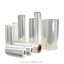 Clear Plastic PVC POF Heat Shrink film