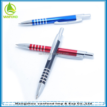 Custom stationery 2015 cheap engraved metal pen for promotion
