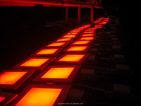 New Square 4*8W 4IN1 RGBWW (rgb+warm white) led downlight