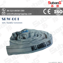 hot sale good quality polyester webbing sling webbings