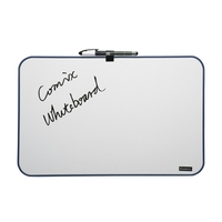 Dry-erase lacquered A3/A4 kids magnetic whiteboard