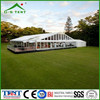 luxury party transparent clear roof wedding tent marquee 500 people
