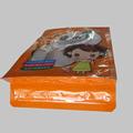 costumbre envases de papel en bolsas de plástico de aluminio bolsas de pie