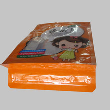 custom plastic bags aluminum foil packaging stand up pouches