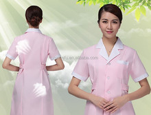 Unisex Medical Uniform , Hospital Scrub Uniform Doctor's Uniform Design 2015