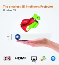 2015 Newest 3D phone projector android