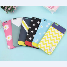 Candy Color Juicy Courture Soft TPU Rubber Skin Case Cover for iPhone 6