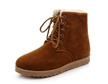 Trend men comfortable warm snow boot
