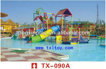 2012 HOT inflatable water park equipment TX-090A