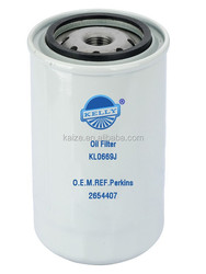 Good Quality at low price Full-Flow Lube Spin-on fuel filter 2654407