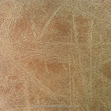 JRL811pvc raw material leather for Bag brush backing soft copy pu leather nubuk quality same as pu