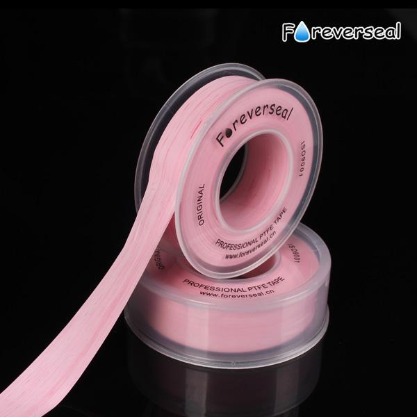 Высокого давления розовый сантехника PTFE ленты