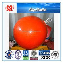 Boat accessories for anticollision marine foam filled fender polyurethane ship bumper