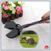 Easy Cleaning Pet Dog Cat Handle Convenient Poop Scooper Toilet Pickup Dejecta Sawtooth Edge Box Tool Clip