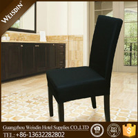 wedding Guangzhou spandex/polyester half back chair cover