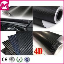 car wrap vinyl film carbon fiber sticker for laptop