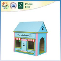 Cheap pretty prefabricated house is prefabricated simple dog house