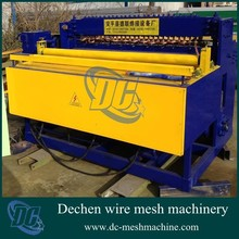 DECHEN supplies high efficiency 1-2mm automatic stainless steel electric welded wire mesh machine