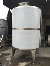 Dual-layer vertical blending storage tank