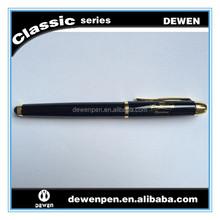 luxury Metal urban gel parker cap-off hot style promotional metal parker rollerball pen