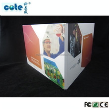 OEM artwork audio video cards for Fair Display, Advertising and Promotional Gifts