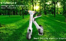 2016 environmental portable electric e scooter ETSKDDAT folding mini e scooter