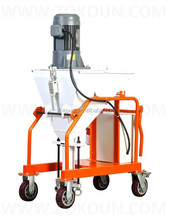 Salling well, good quality wall putty spray machine