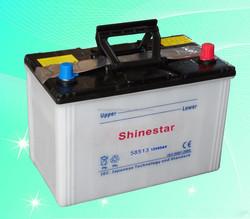 12 Volta 85AMP Starting DIN Standard Lead Acid Car Battery 58513