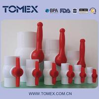 6' pn10 pvc ball valve